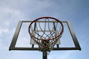 Basketball Hoop 3 by chameleonkid