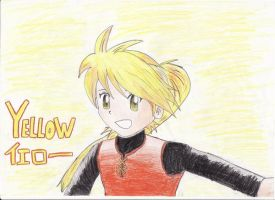 Pokemon Special-Yellow drawing by SmashBros2008