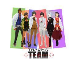 Trauma Team Group by crzyazndude06
