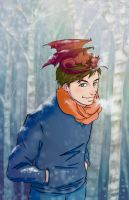 Hat Warmer by rice-claire