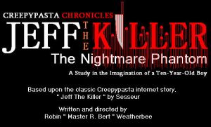 Jeff The Killer: The Nightmare Phantom by AirSharkSquad