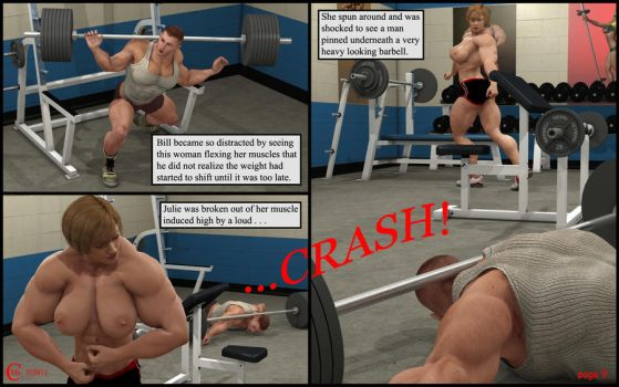 Julie's Workout 09 by cmlcml