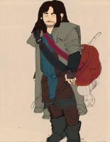 Kili Scan wip001 by paint27