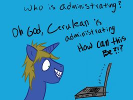 Who is administrating? by Aeniug2