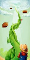 Super Jack bros. by ouzeland