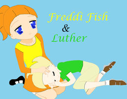 Freddi x Luther: Sleuth Couple by Angel-Sweetheart