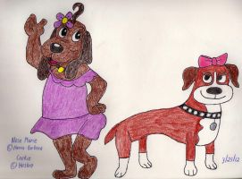 Pound Puppies - Generations 2 by toonaddict2001