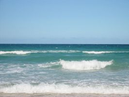 Gold Coast Ocean 6 by LilipilySpirit