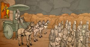 The Terracotta Army by JoniGodoy