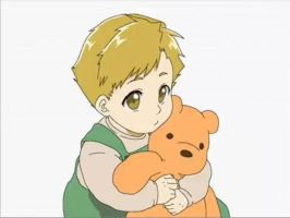 Baby Alphonse Elric by AlphaMoxley95