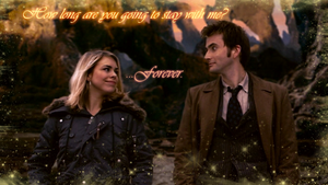 How long are you going to stay with me? Forever. by Jen-Kitamura