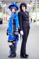 Black Butler by TemeSasu