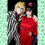 oh,  Beetlejuice by casshimee
