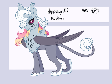 [auction] hippogriff by guzzlord