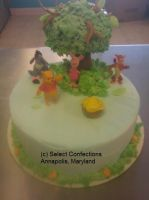 Winnie the Pooh and Tigger Too by SelectConfections