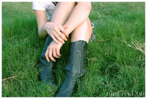Boots 2 by marycontrary