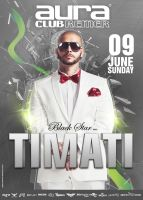 Timati Poster by DarkMonarch
