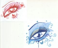 Eye Art by WinxGirl07