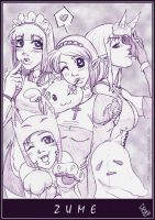 Zume and Co. by Sayda