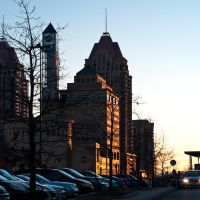 Mississauga Sunset I.1 by lux-ad-artem
