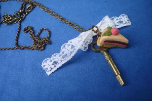 Sweets Deko 5: Necklace 1 by Jien-chan