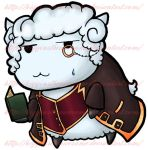 Higgins the Steampunk Professor Butler Sheep. . . by HigginstheAwesome