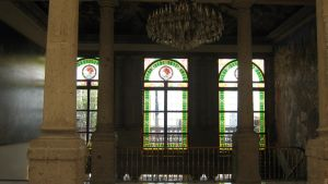 Chapultepec's Castle Windows by lunacarmin