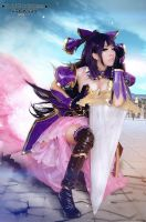 Tohka Yatogami from Date A Live cosplay II by yukigodbless