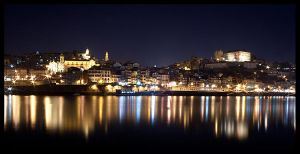 Porto by night by nfp