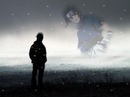 Naruto wallpaper friends forev by EggToddy