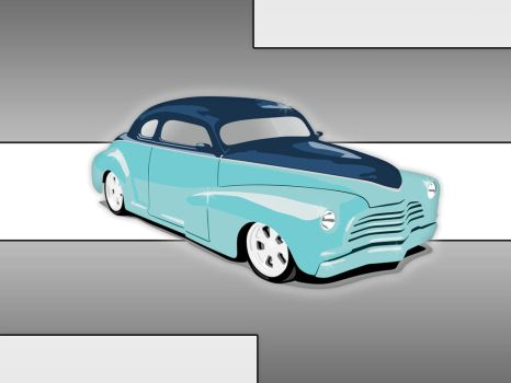 1948 Chevy - Rector by thesuper