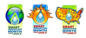 Smart Irrigation Month by torchdesigns