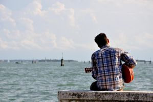 Playing For The Sea by b--i--c