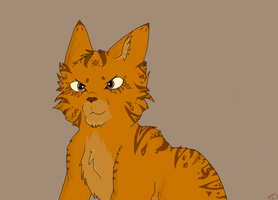 Is that a Challenge? -Lionblaze- by Shadowstar-12