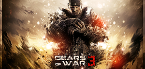 GEARS OF WAR 3 by abo-amoud