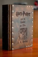 Harry Potter book 4 cover. by Photoguy42