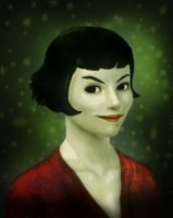Amelie by 11011010
