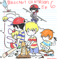 Magicant Chatroom Episode 6 - Down the Stairs! by MemoriiMakiko