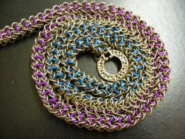 Elven Box Weave Belt by Amithieng