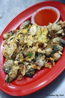 Oyster Omelette by azuki13