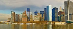 Manhattan by AlanSmithers