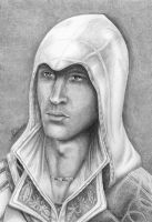 Ezio Auditore by Laminated-TeabaG