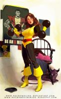 BE AN X-MEN by nachomolina