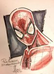 Spidey by Vinz-el-Tabanas