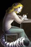For white tiger by OmegaLioness