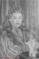 .Katherine of Aragon by sweet-vendetta