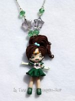 Sailor Jupiter by tanadelbianconiglio