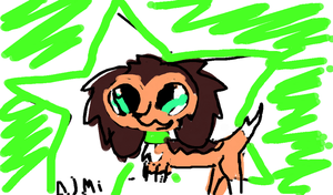 Savannah,my LPS OC by AngeliLPS