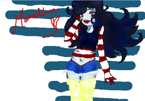 Marceline new style by Maivory