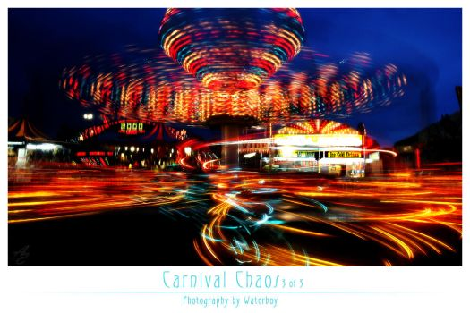 Carnival Chaos 3 of 3 by waterboy